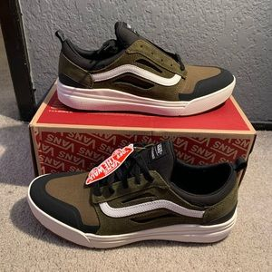Vans ultrarange 3d beech black size 12 New in box